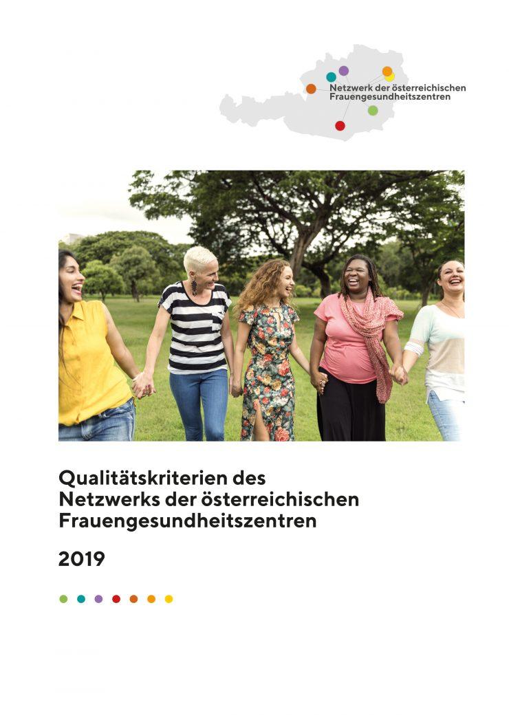 Qualitätskriterien des Netzwerks der österreichischen Frauengesundheitszentren