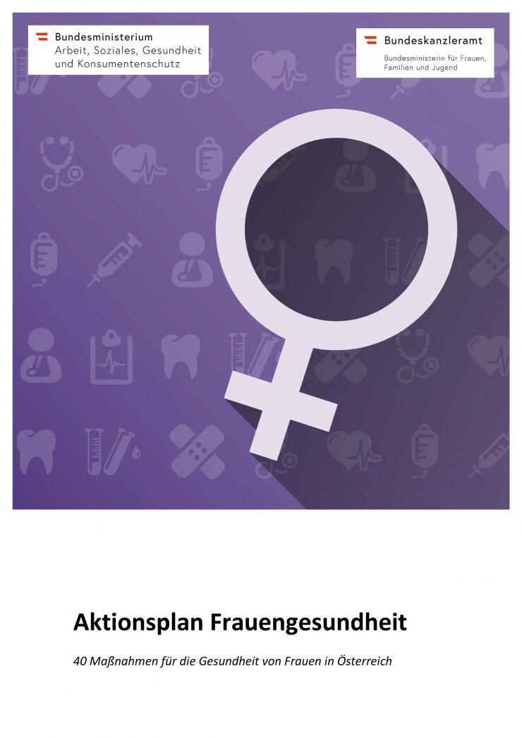 Aktionsplan Frauengesundheit